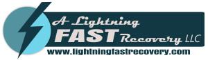 Lightning Fast Recovery Logo