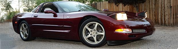 50th Anniversary Edition Corvette
