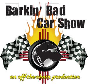 Barkin Bad Car Show Logo