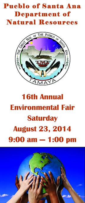Santa Ana Pueblo Environmental Fair