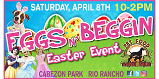 Eggs 'n Beggin Easter Event @ Cabezon Park | Rio Rancho | New Mexico | United States