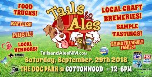 Tails and Ales @ The Dog Park at Cottonwood | Albuquerque | New Mexico | United States