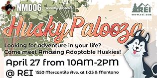 HuskyPalooza this weekend!