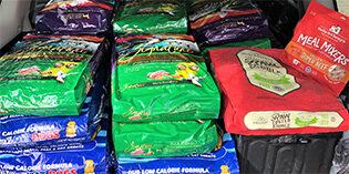 Restocking the NMDOG Food Pantry Fundraiser